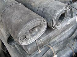Упакованные в рулоны техпластины ТМКЩ